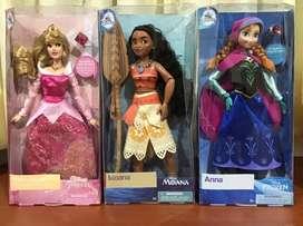Disney princess originales 11 modelos nuevas selladas disney parks