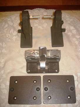 Antiguo Empalmador de Películas de 16mm. Kodakscope Universal Splicer. Made in USA.