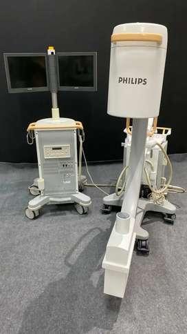 Ecógrafos Philips HD11xe_ Arco en C philips