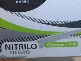 Guantes de nitrilo y latex