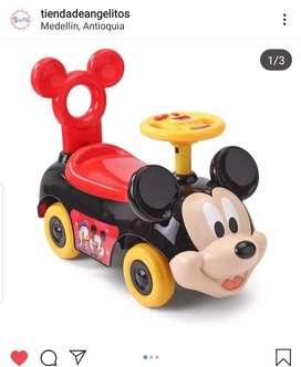 Carrito musical Disney  Disney mickey mouse