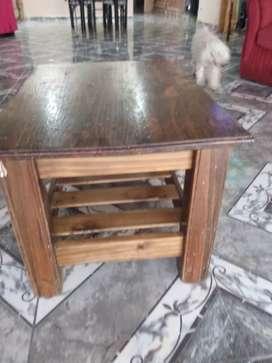 Vendo mesa ratonera