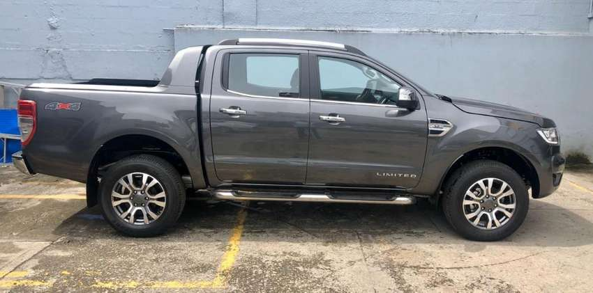 Ford Ranger Limited 4x4 Diesel 2020 0
