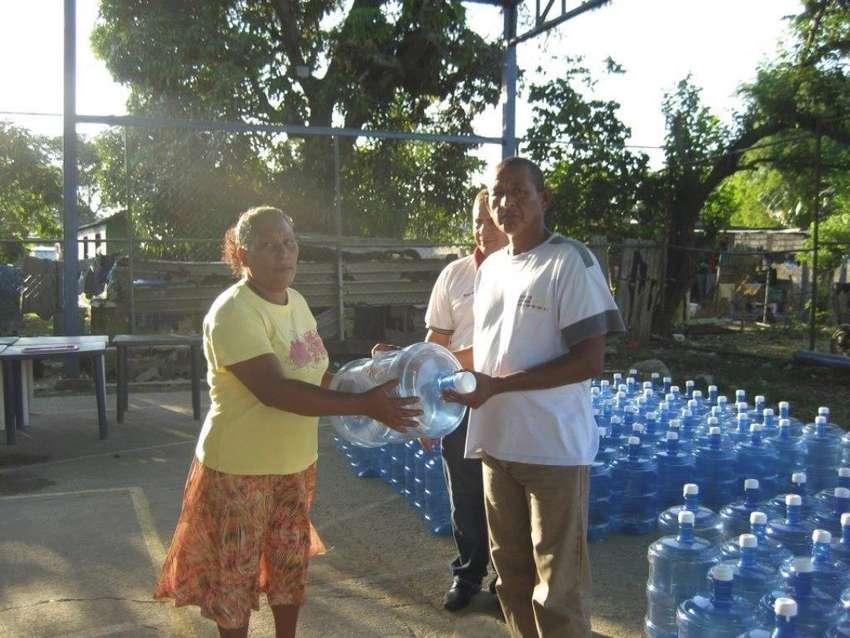 Sistema de agua potable para comunidades rurales 0