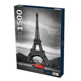 Rompecabeza Grande Torre Eiffel Paris Armar - 1500 Piezas