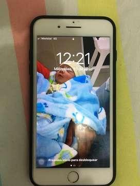 Iphone 7 plus en perfecto estado todo funcional
