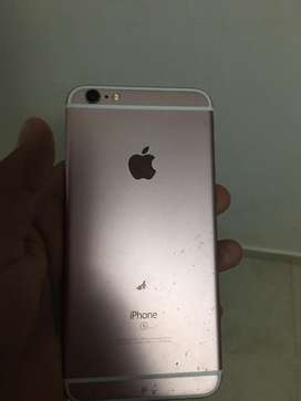 Se vende Iphone 6s Plus 200 negociable