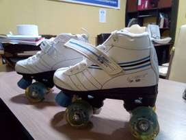 patines roller derby talla 33 A  33.5