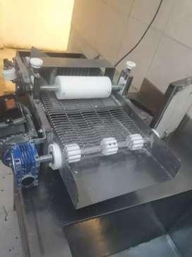 Maquina de milanesa