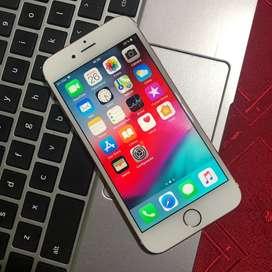 Iphone 6s 64gb con accesorios rosa