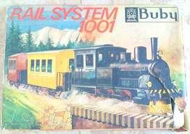 Tren Buby Rail System 1001 segunda mano  Agronomía, Capital Federal