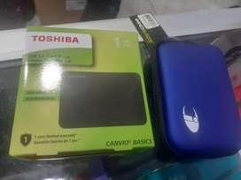 Disco duro 1Tera- marca Toshiba - 100% original- nuevo