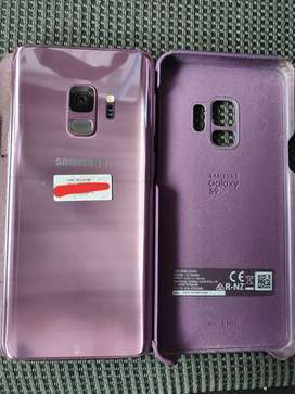 IMPECABLE, SAMSUNG S9. 64GB!!
