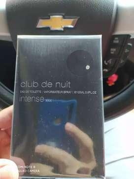 perfume original club de nuit intense 105 ml