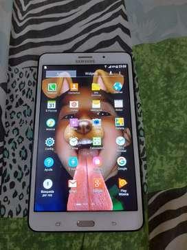 Vendo tablet Samsung 4 con chip 10/10