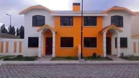 Venta de Bonita Casa Por Estrenar en Latacunga