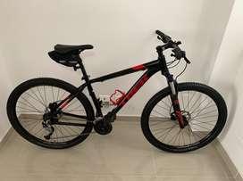 Bicicleta Trek Marlin 7 Modelo 2018