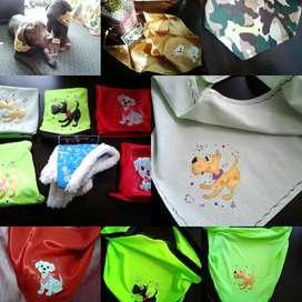 Pañoletas decorativas para Mascotas