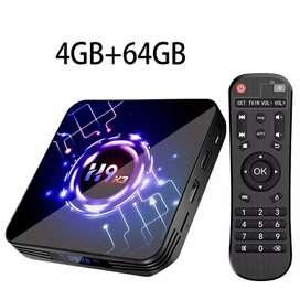 Tv Box H9-x3 Amlogic S905x3 4gb / 64gb Android 9.0 8k
