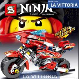 Moto Ninja Armable