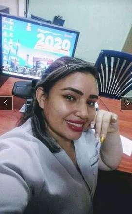 Ofrezco mis servicios como Enfermera para cuidados Diarios o Interna