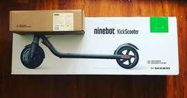 Ninebot Es2 + pack bateria (ES4)