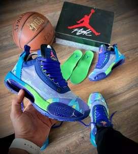 Zapatos jordan para caballero