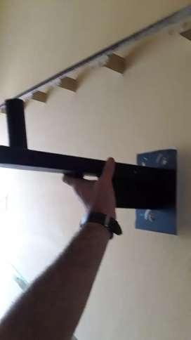 Soporte ventilador para pared