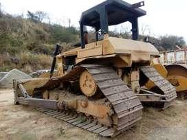 Tractor Caterpillar D6H