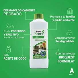 Limpiador orgánico concentrado desengrasante