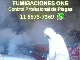 Fumigación / Control de plagas