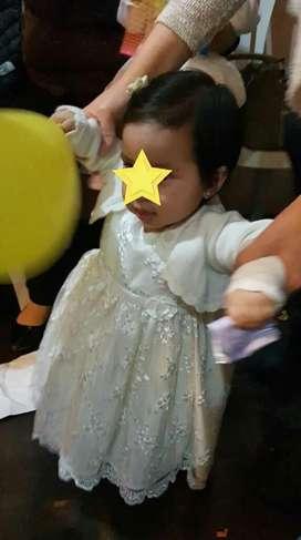 Vestido Baby Club Perfecto Una Puesta