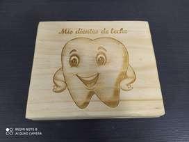 Caja para dientes de leche