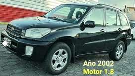 Se Vende Toyota Rav 4 Motor 1.8