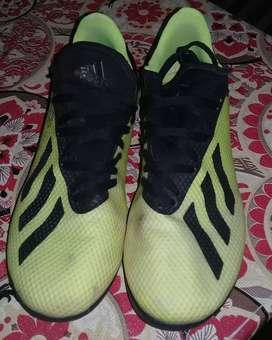 Botines Adidas numero 38