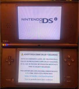 Nintendo DS con 25 juegos