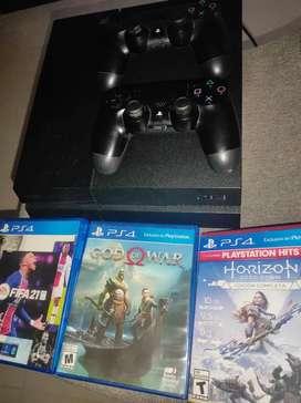 PS4 de 1 Tera
