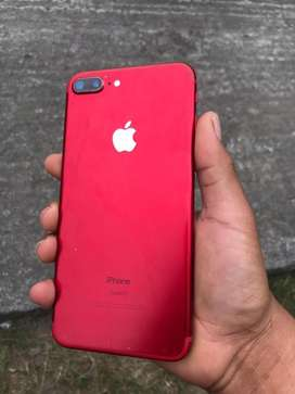 Iphone 7 plus 128gb Red edition