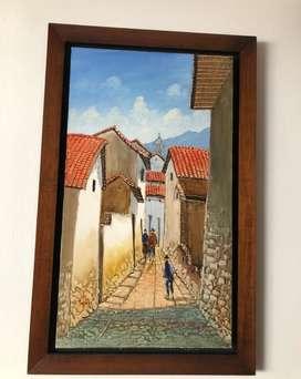 Se venden cuadros de villa de Leyva a excelente precio