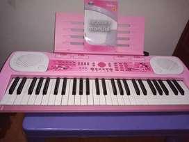 Piano rosa