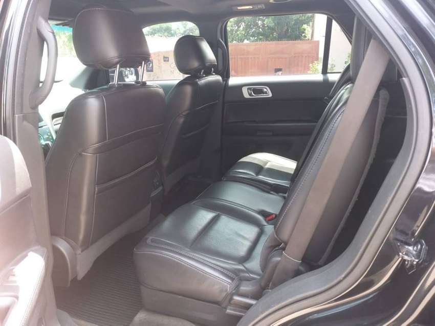 CAMIONETA FORD EXPLORER LIMITED 0