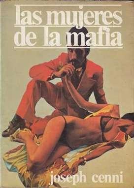 Libro: Las mujeres de la mafia, de Joseph Cenni [novela de suspenso]