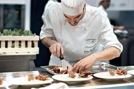 Buscando un chef