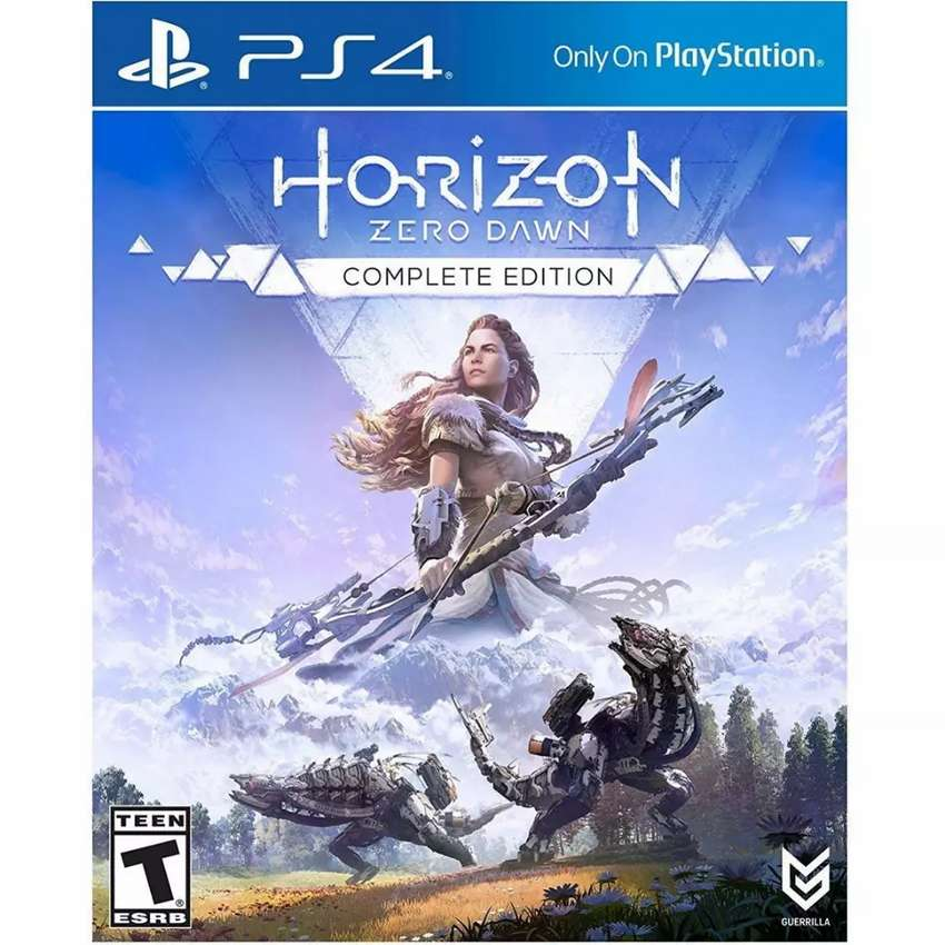 Horizon Complete Edition PS4 0
