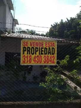 Se vende propiedad