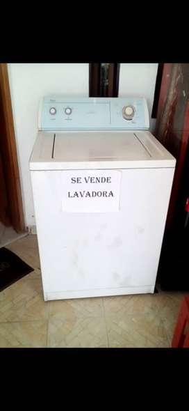 Lavadora automatica de 19 kilos