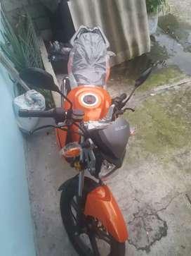 Moto Suzuki Gsx 125 nueva con papeles en regla negociable