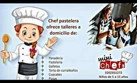 Taller mini chef