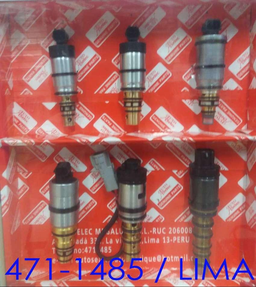 ELECTROVALVULAS AIRE ACONDICIONADO 4711485 0