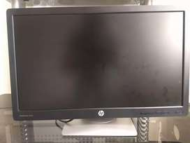 Vendo monitor HP corporativo